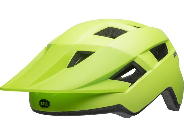 Bell Spark MIPS Helmet Juniors matte bright green/black